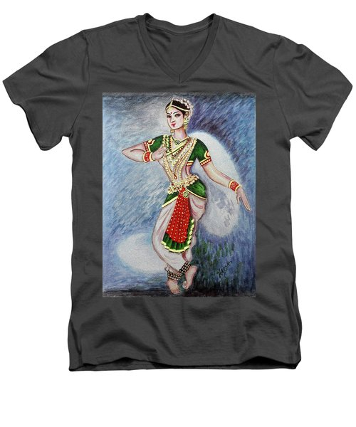 Dance 2 Men's V-Neck T-Shirt