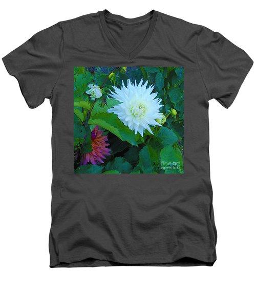 Dance Of Life Men's V-Neck T-Shirt