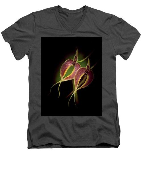 Dancer 2 Men's V-Neck T-Shirt