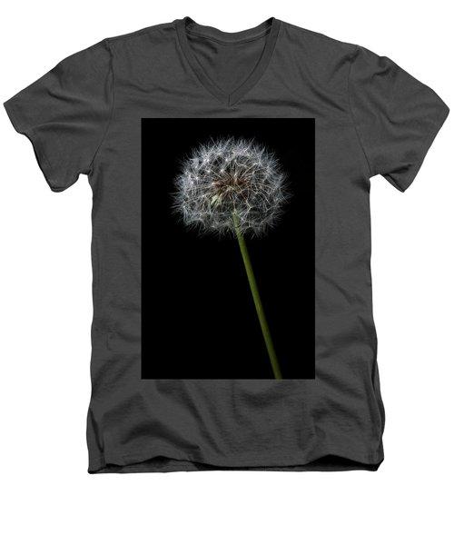 Dandelion 1 Men's V-Neck T-Shirt