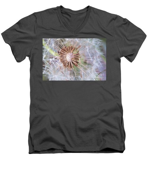 Dandelion Delicacy Men's V-Neck T-Shirt