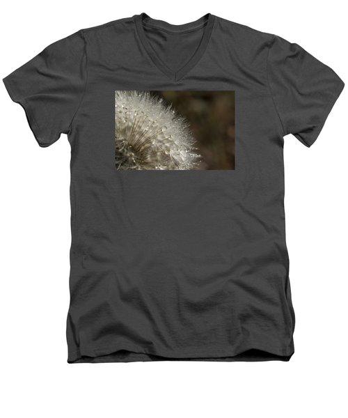 Dandelion Rain Men's V-Neck T-Shirt
