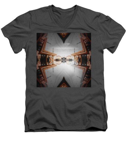 Dangerous Men's V-Neck T-Shirt