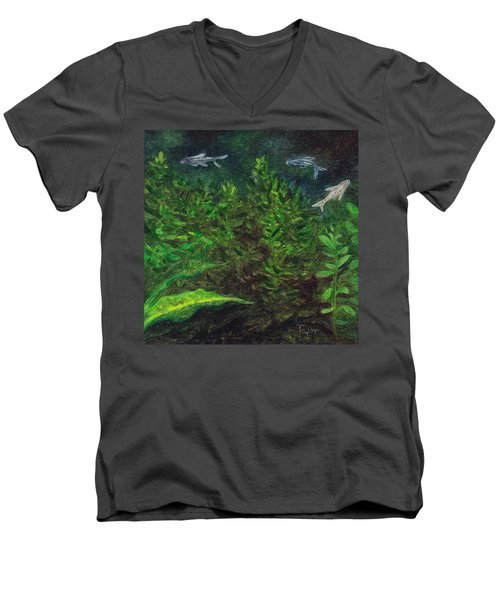 Danios Men's V-Neck T-Shirt