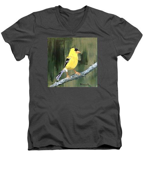 Dapper Fellow Men's V-Neck T-Shirt
