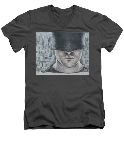 Daredevil Men's V-Neck T-Shirt