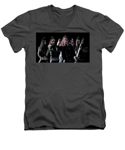 Dark Funeral Men's V-Neck T-Shirt