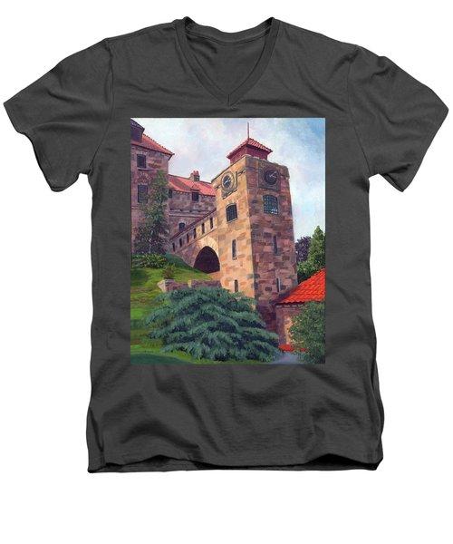 Dark Island Resident Men's V-Neck T-Shirt