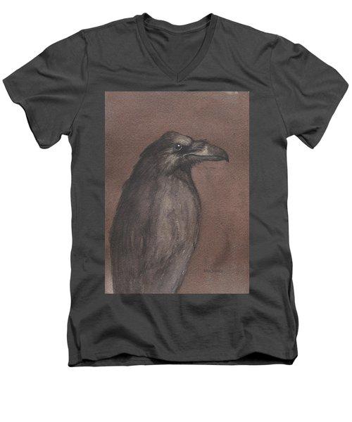 Dark Raven Men's V-Neck T-Shirt