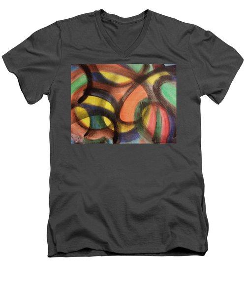 Dark Soul Men's V-Neck T-Shirt