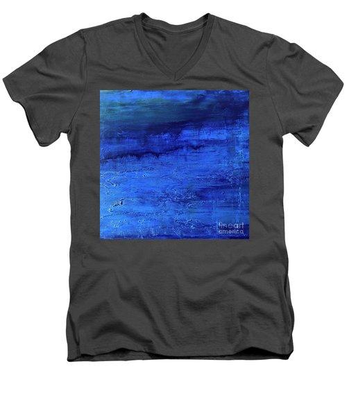 Darkness Descending Men's V-Neck T-Shirt