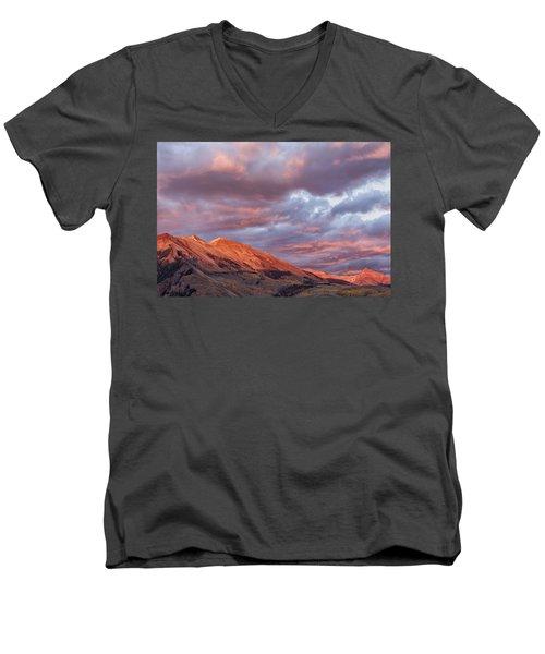 Darkness Fell Men's V-Neck T-Shirt