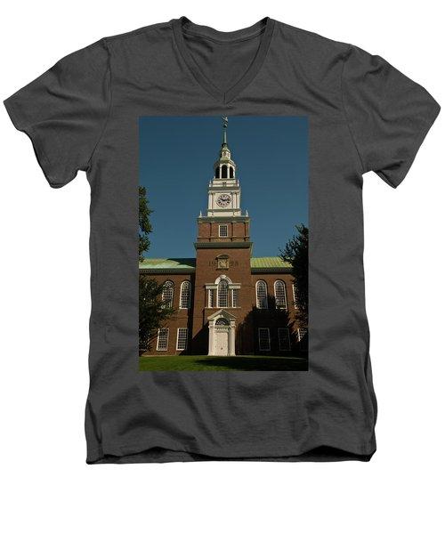 Dartmouth College Men's V-Neck T-Shirt
