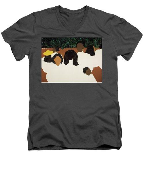 Daughters Men's V-Neck T-Shirt