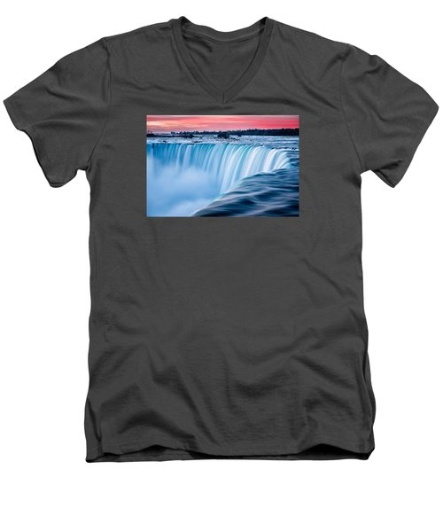 Dawn Flow Men's V-Neck T-Shirt