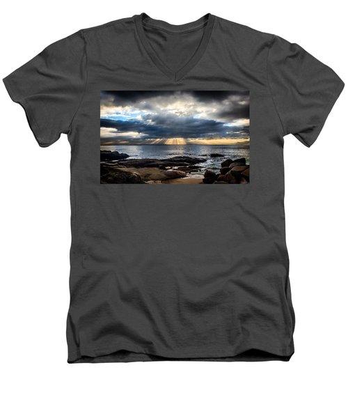 Dawn Light Men's V-Neck T-Shirt