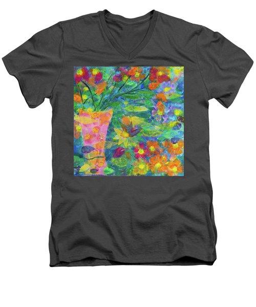 Day Dream Men's V-Neck T-Shirt