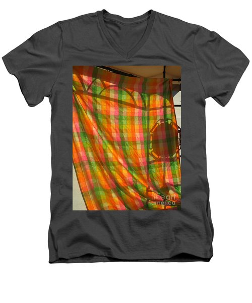 Men's V-Neck T-Shirt featuring the photograph Day Dreaming The Original by Marie Neder