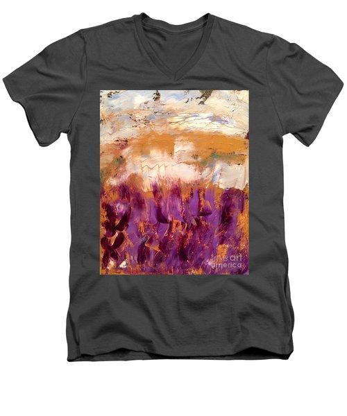 Day Dreammin Men's V-Neck T-Shirt by Gallery Messina