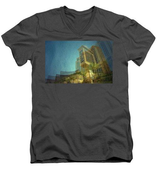 Day Trip Men's V-Neck T-Shirt