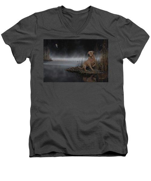 Daybreak Arrival Men's V-Neck T-Shirt