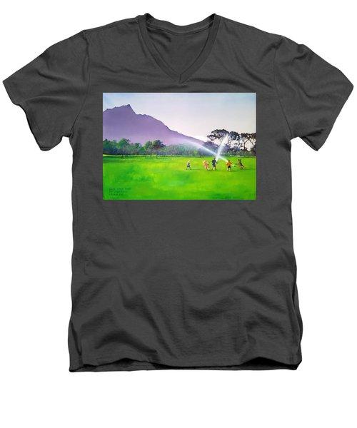 Days Like This Men's V-Neck T-Shirt