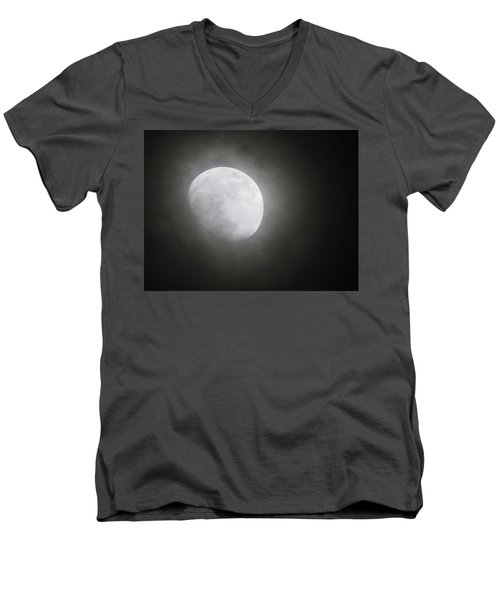 Daytona Moon Men's V-Neck T-Shirt