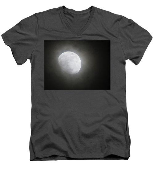 Daytona Moon Men's V-Neck T-Shirt