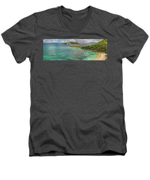 Dead Chest Men's V-Neck T-Shirt