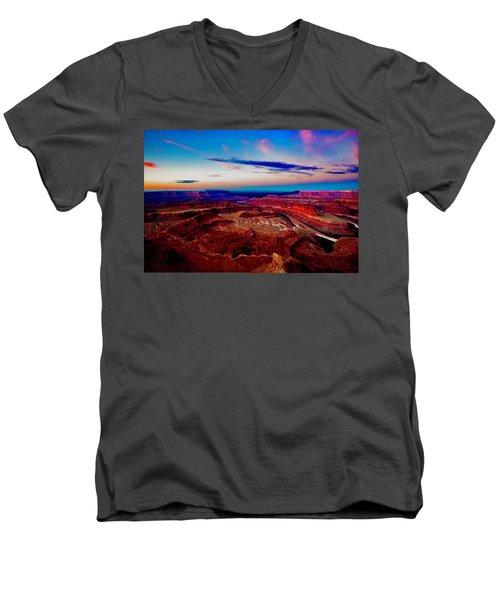 Dead Horse Point Men's V-Neck T-Shirt