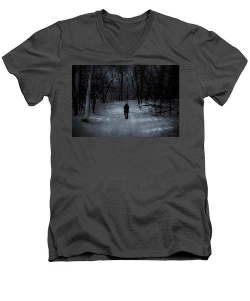 Dead Of Winter Men's V-Neck T-Shirt
