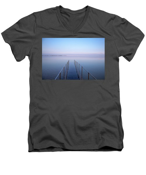 The Dead Sea Men's V-Neck T-Shirt