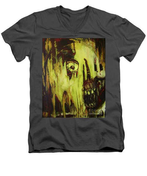 Dead Skin Mask Men's V-Neck T-Shirt