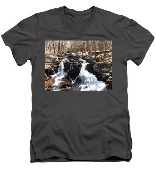 Deans Ravine Men's V-Neck T-Shirt