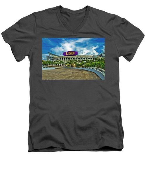 Death Valley Men's V-Neck T-Shirt