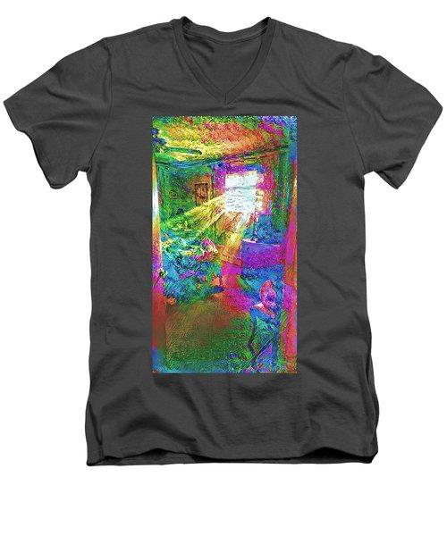 Deep Dream Men's V-Neck T-Shirt