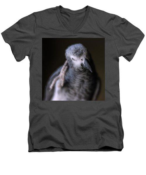 Deep Thinker Men's V-Neck T-Shirt