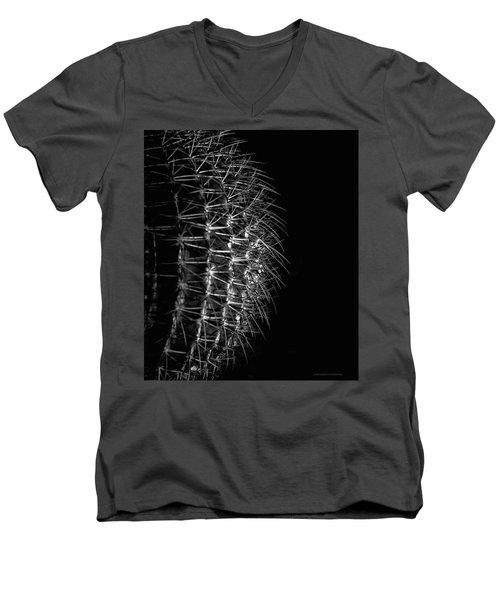 Deflection Men's V-Neck T-Shirt