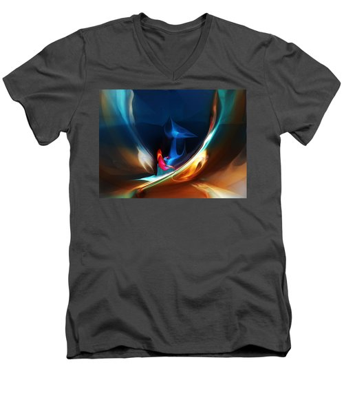 Deja Vu Men's V-Neck T-Shirt