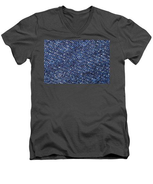 Denim 674 Men's V-Neck T-Shirt