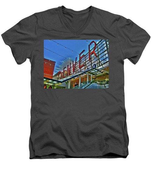 Denver Men's V-Neck T-Shirt