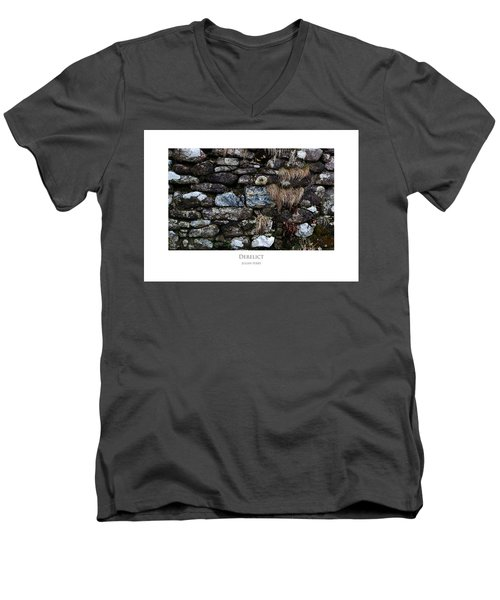 Derelict Men's V-Neck T-Shirt
