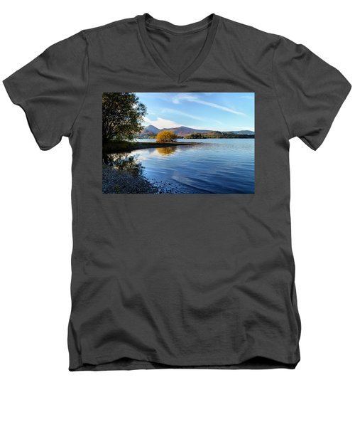 Derwent Water Men's V-Neck T-Shirt