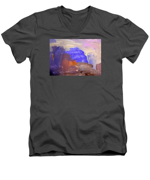 Desert By Hannah Men's V-Neck T-Shirt
