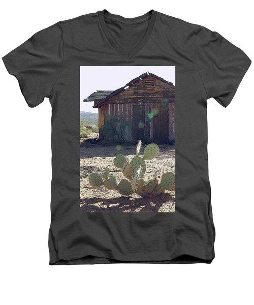 Desert Home Men's V-Neck T-Shirt