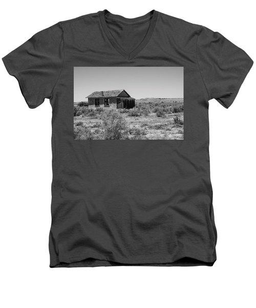 Desert Home Past Men's V-Neck T-Shirt