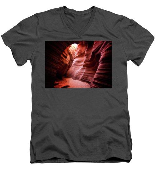 Desert Southwest Underworld Men's V-Neck T-Shirt