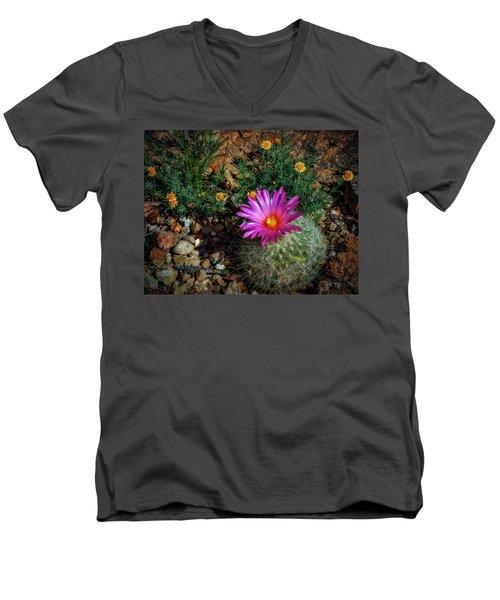 Desert Splash Men's V-Neck T-Shirt