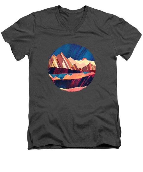 Desert Valley Men's V-Neck T-Shirt