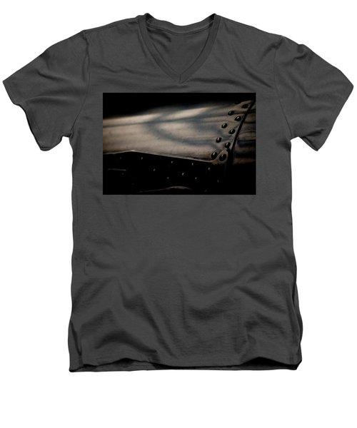 Men's V-Neck T-Shirt featuring the photograph Design by Paul Job
